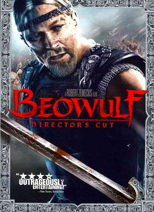 BEOWULF DIRECTOR'S CUT BY JOLIE,ANGELINA (DVD)