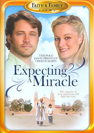EXPECTING A MIRACLE BY PRIESTLEY,JASON (DVD)